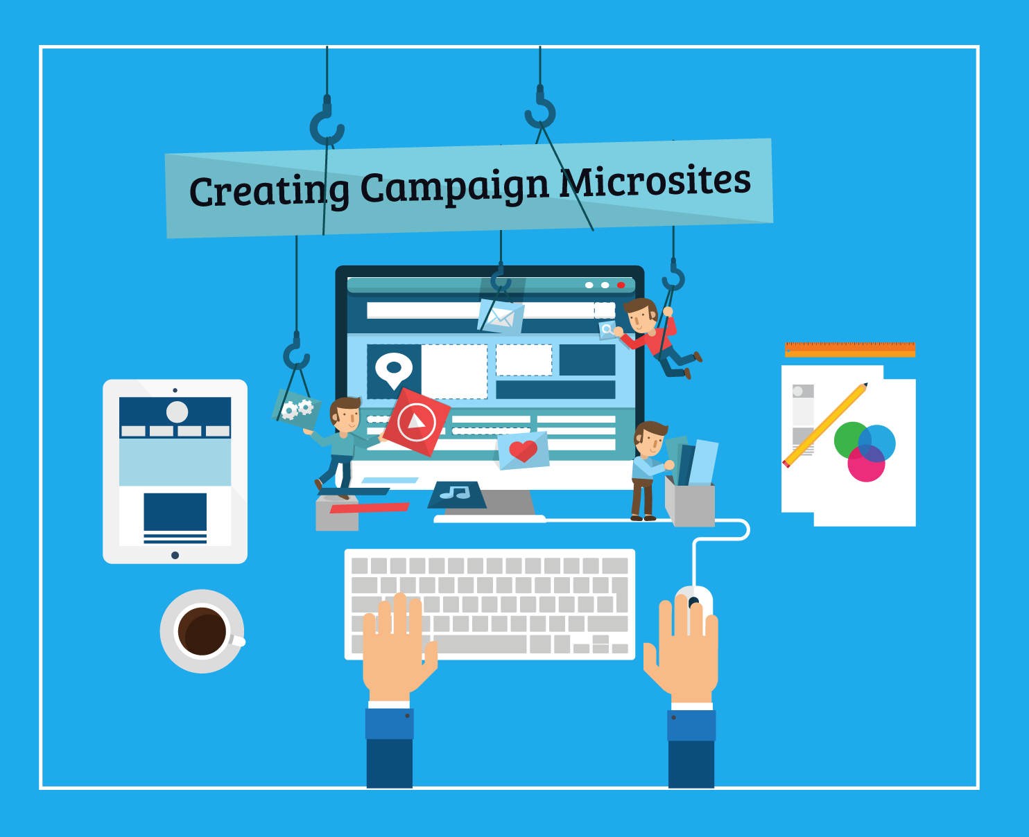 Creating A Campaign Microsite.