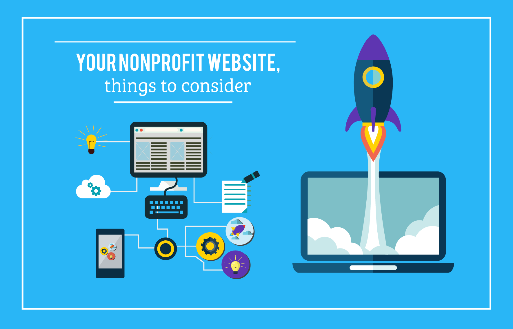 Your nonprofit website – things to consider